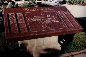 Blackhawk Plaza Kiosk